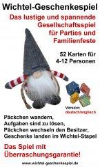 Wichtel-Geschenkespiel Deckblatt